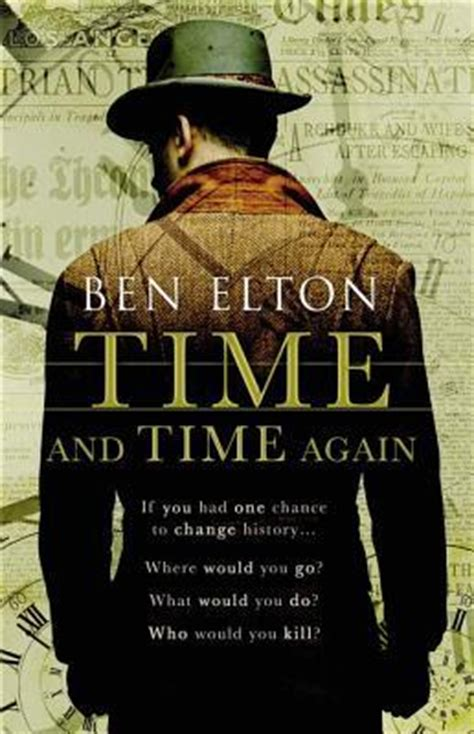 time and time again by ben elton reviews discussion