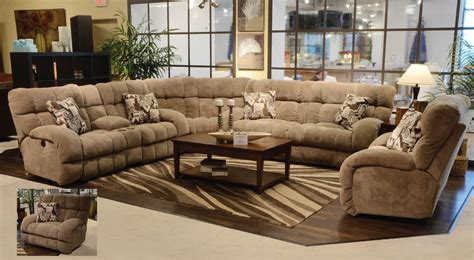 Wide Sectional Sofa Large Sectional Sofas With Recliners Important Tips To