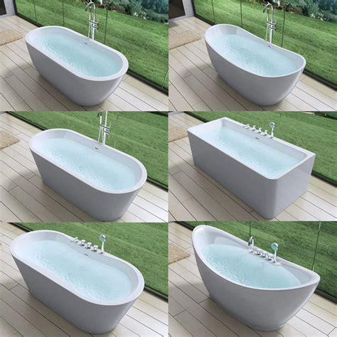 freistehende badewannen günstig badewannen vorhang design