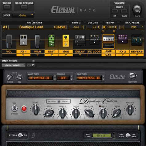 digidesign eleven rack review digidesign eleven rack