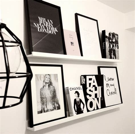 Chanel Inspired Home Decor Decor Inspiration Sealoe Fashion Prints Vogue