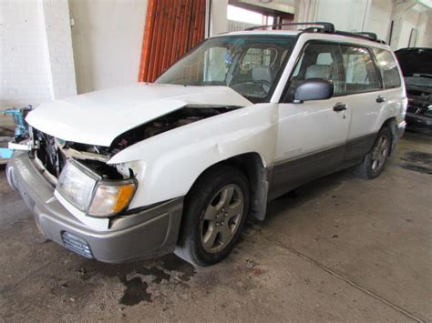 1999 subaru forester off road parting out 1999 subaru forester stock 150160 tom s