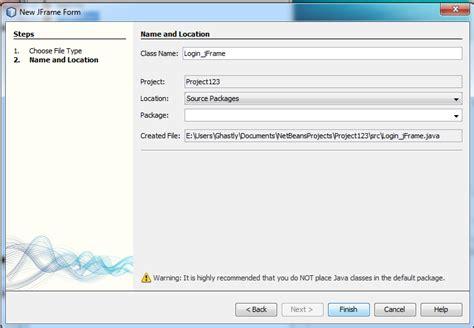 membuat form login java java programming menggunakan netbeans membuat login form