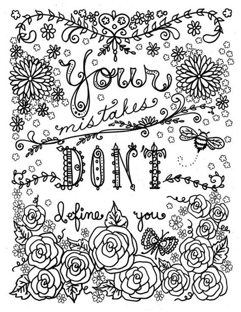 coloring book for adults quotes 206 best images about scripture coloring pages on