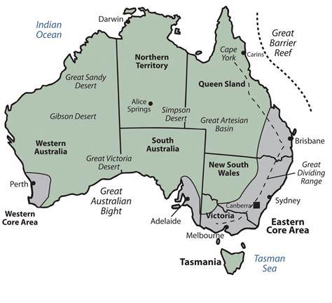range map australia great dividing range map utlr me