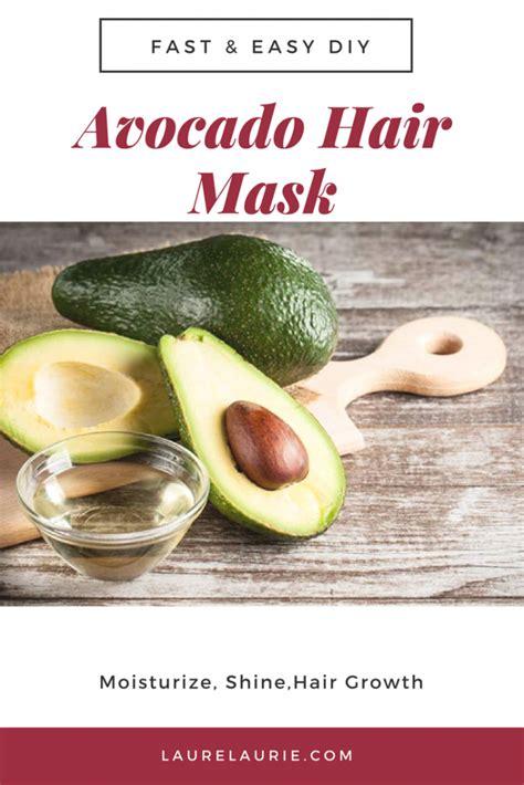 diy avocado mask diy avocado conditioning hair mask for hair