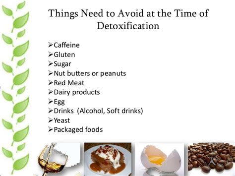 Msg Caffeine Detox Time by How To Detox Your
