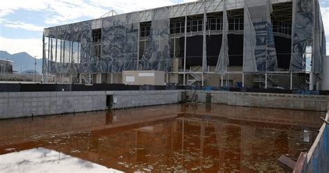 olympic venues deserted places rio s olympic venues abandoned 6 months