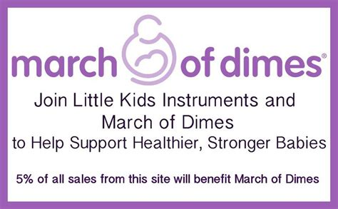 Donation Letter For March Of Dimes Instruments Musical Toys Musical Instruments For Musical Toys