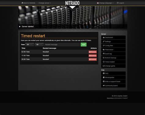 nitrado conan server hosting information  reviews