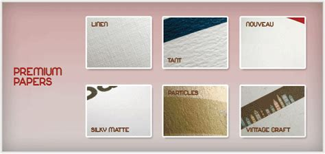Type Papers by Types Of Paper For Printing Brochures Brochure Paper Type