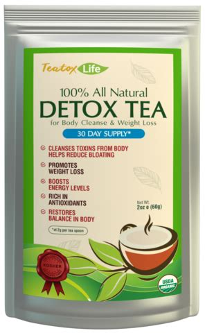 Does Tea Detox Your by Best Herbal Tea For Colon Cleanse And Weight Loss Teatoxlife