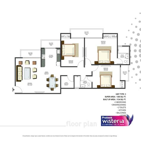 wisteria floor plan 09810000375 prateek wisteria resale price flats in noida