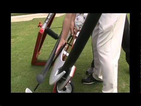 make your own swing plane trainer plane perfect golf machines youtube
