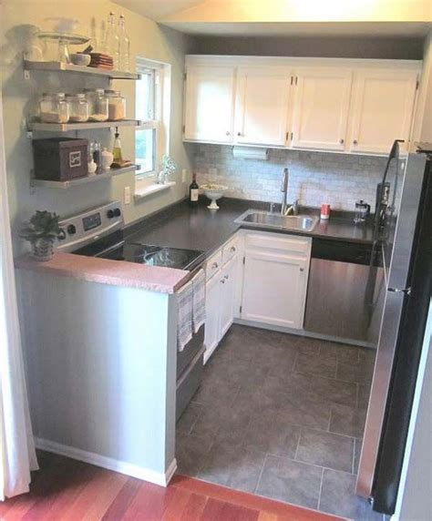 ideas for tiny kitchens 17 best ideas about small kitchen designs on