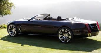 4 Door Cadillac 2011 Cadillac Ciel 4 Door Convertible Concept Unveiled