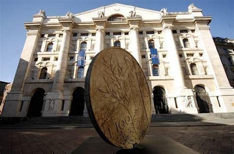 Ubi Banca Palermo by Borsa 2 77 Raffica Sospensioni Per Banche Da Mps