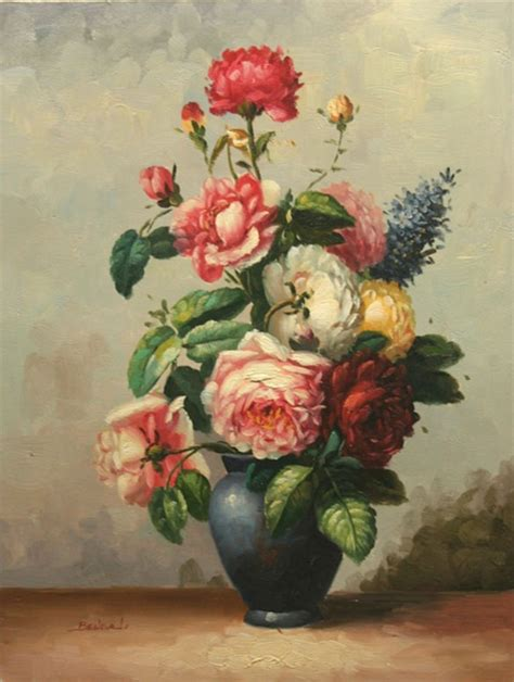 paintings of flowers 40 beautiful paintings of flowers bored art