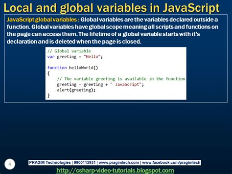 tutorial javascript in asp net sql server net and c video tutorial local and global
