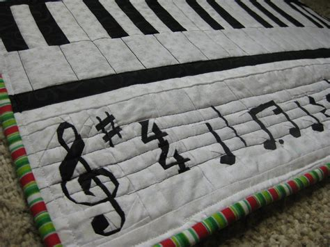 quilt pattern music notes tweety loves quilting let s play