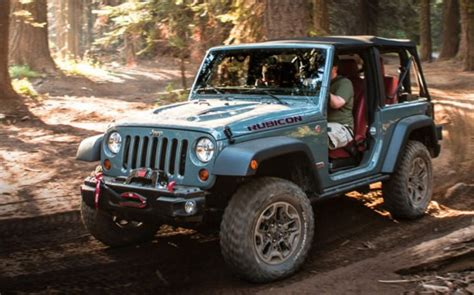 Jeep Generation Next Generation Jeep Wrangler To Take Fight To Soft