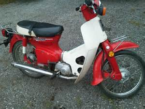 Honda Mopeds For Sale 1982 Honda Passport 70 Scooter Motorcycle Moped For Sale