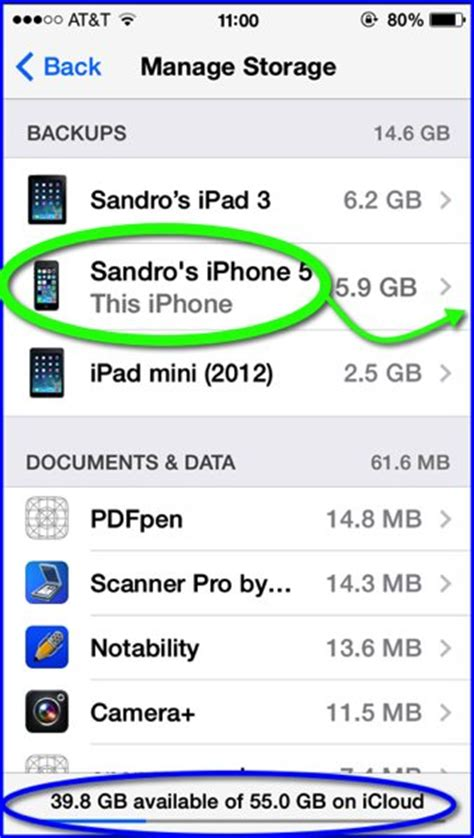 how to manage your ios device backups the mac observer