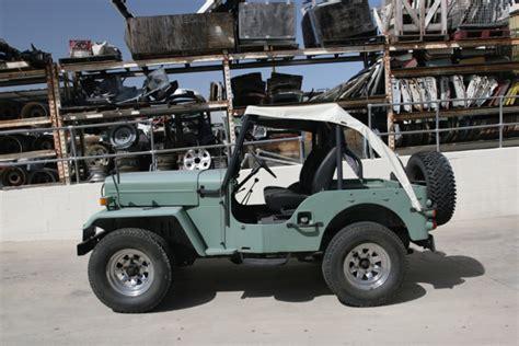 jeep mitsubishi mitsubishi jeep manufacturing bonanza clunkbucket