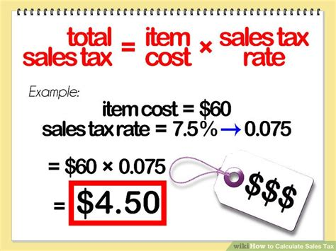 How To Find Sales 4 Ways To Calculate Sales Tax Wikihow