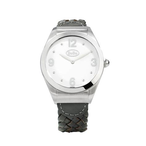orologio pomellato dodo dodo orologi dodo white and steel wad6bi
