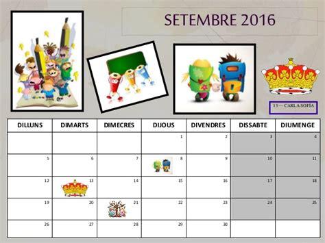 calendario oficial 2016 2017 slidesharenet calendario 2016 2017