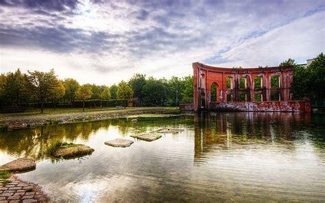 saarbr cken buildings city saarbrucken germany picture nr 57048