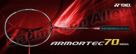 Raket Yonex Armortec 70 Mega yonex armortec 70 mg mega frame at70mg badminton racket