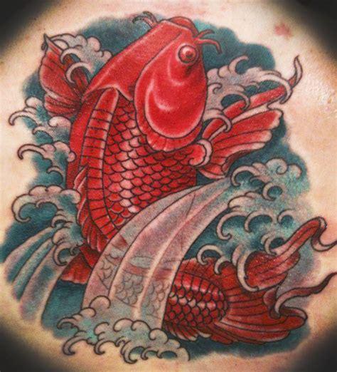 koi tattoo traditional paradise tattoo gathering tattoos sal tino koi fish