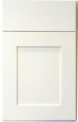 Shaker Cabinet Doors White Shaker Style Door With White Paint For The Home