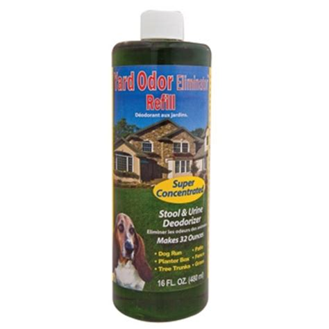 Odor Of Stool by Naturvet Yard Odor Eliminator Stool Urine Deodorizer