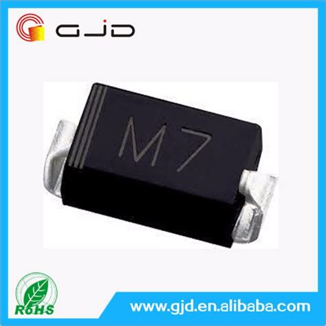 what is m7 diode 2016 sale m7 1n4007 surface mount diode buy diode