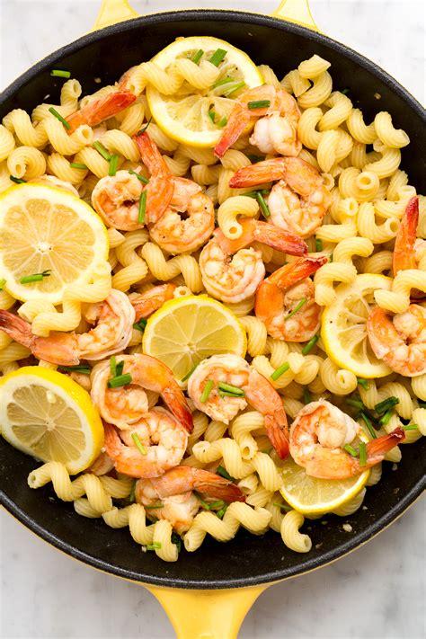 best 4 healthy dinner recipes times news uk best lemony shrimp cavatappi recipe how to make lemony