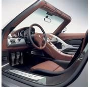 2004 Porsche Carrera GT  Interior