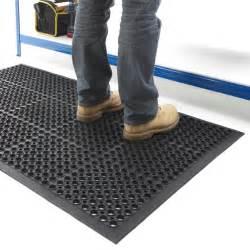 industrial anti fatigue mat 900 x 1500mm 13mm thick ebay