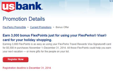 Visa Gift Card Foreign Transaction Fee - us bank flexperks no foreign transaction fees 1 000 flexpoints for joining visa