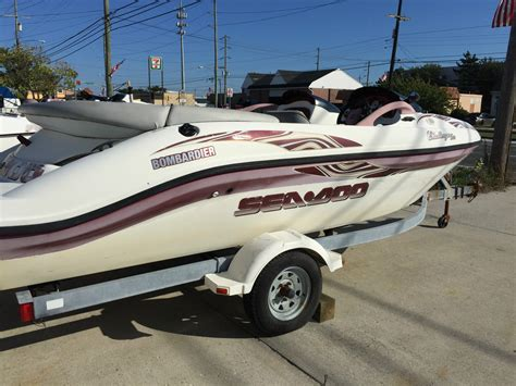 seadoo challenger 1800 for sale sea doo challenger 1800 2000 for sale for 3 600 boats