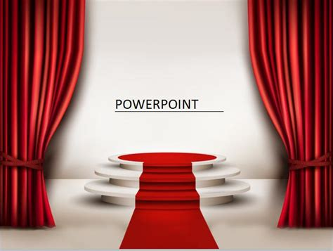 Award Ceremony Powerpoint Template Free Powerpoint Awards Presentation Template