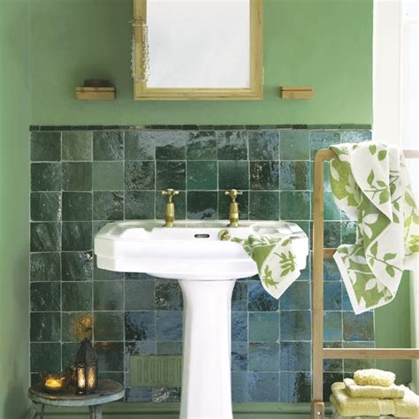 dark green bathroom dark greens how to use green colour 5 ideas