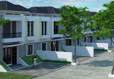 Rumah Cluster pengertian dan perbedaan rumah cluster dan town house
