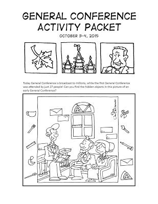 conference coloring pages lds lds general conference coloring pages for children