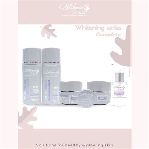 Miracle Glow Platinum adeeva skincare new pouch shopee indonesia