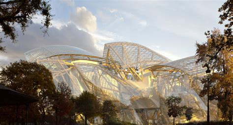 French Floor Plans gehry s fondation louis vuitton to open next year