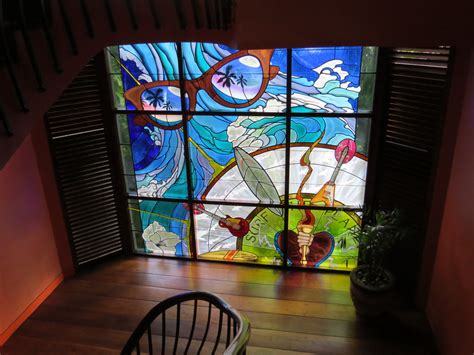 images window material stained glass interior