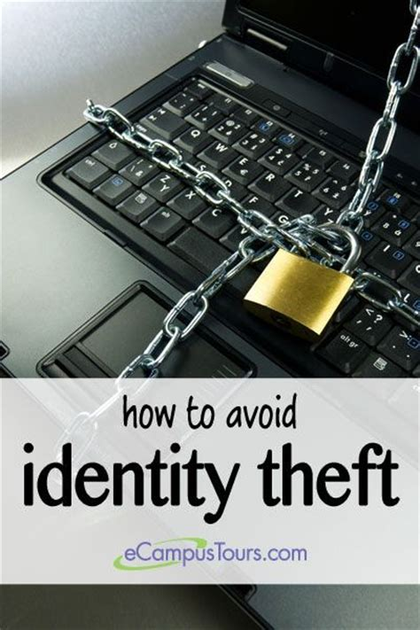 a room how to stop thieves how to avoid identity theft identitytheft handy tips for students health
